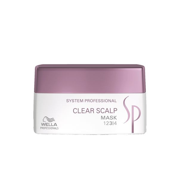 Wella SP Clear Scalp Mask