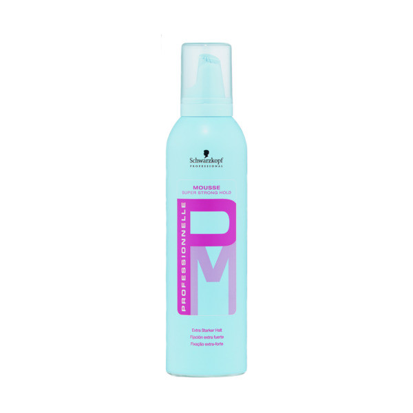 Schwarzkopf Professionelle Super Strong Hold Mousse