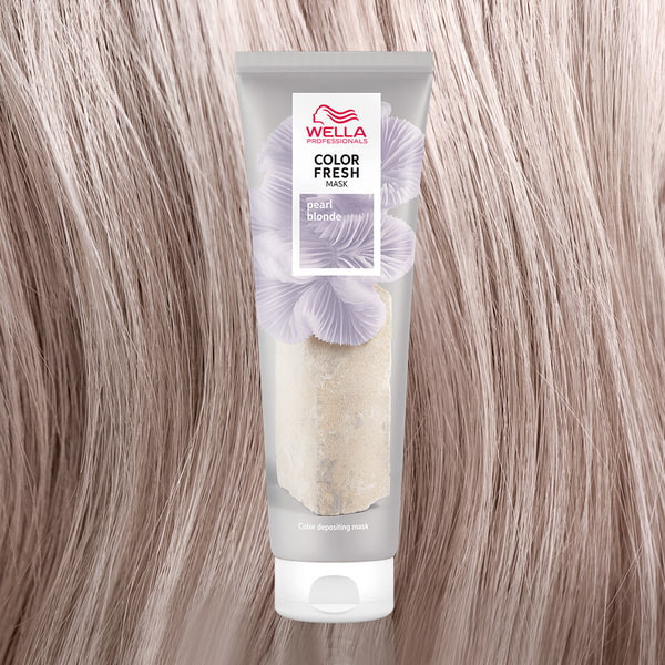 Wella Color Fresh Mask Pearl Blonde