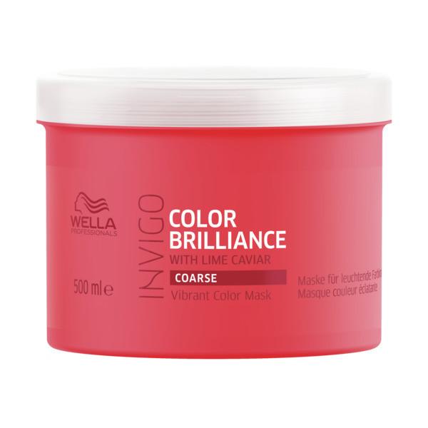 Wella INVIGO Brilliance Vibrant Color Maske kräftig Kabinett