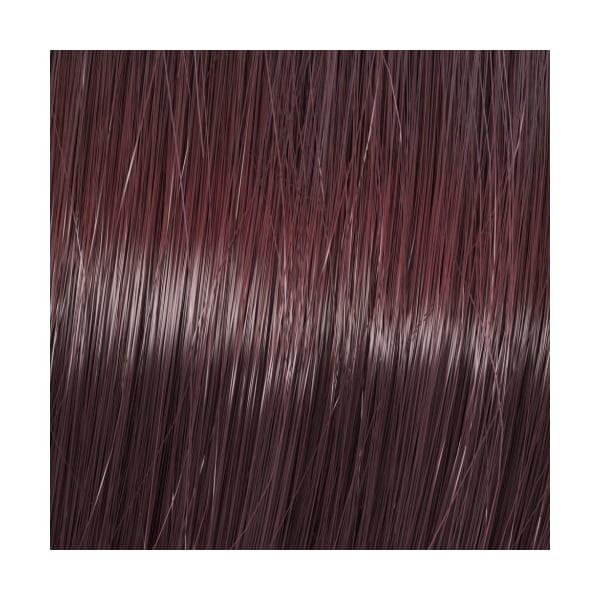 Wella Koleston ME+ 55/65 hellbraun-intens. violett-mahagoni