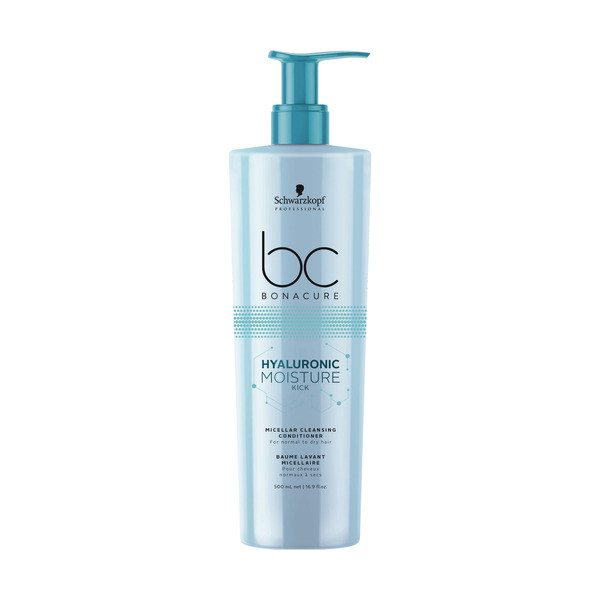 Schwarzkopf BC Bonacure Hyaluronic Moisture Kick Micellar Cleansing Conditioner