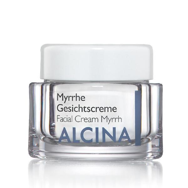Alcina Kosmetik für trockene Haut - Myrrhe Gesichtscreme