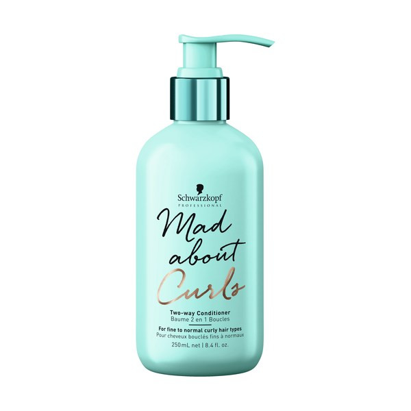 Schwarzkopf - Mad About Curls - Two-way Conditioner