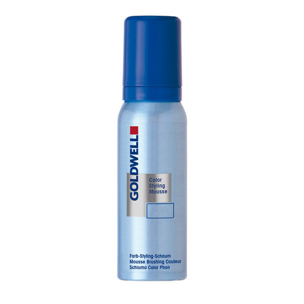 Goldwell Colorance Color Styling Mousse 9-P perlsilber