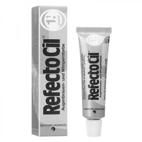 RefectoCil Augenbrauen- und Wimpernfarbe Nr. 1.1 Graphit