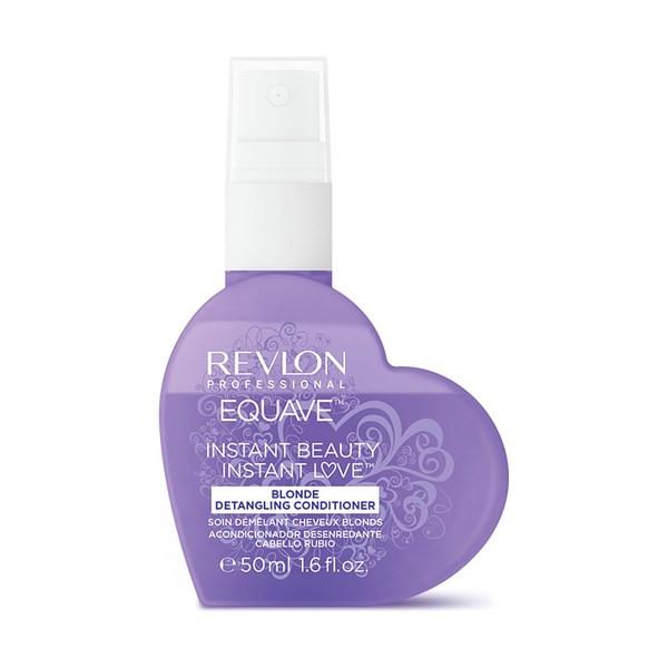 Revlon Equave Instant Beauty BLONDE Detangling Conditioner Mini