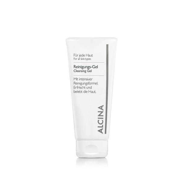 Alcina Kosmetik - Reinigungsgel - Pflege für jede Haut