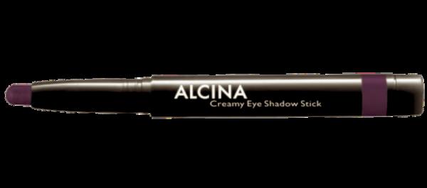 Alcina EYE Dekorative Kosmetik - Creamy Eye Shadow Stick Plum 020