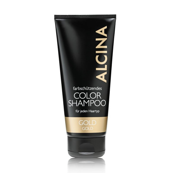 Alcina Color-Shampoo Gold