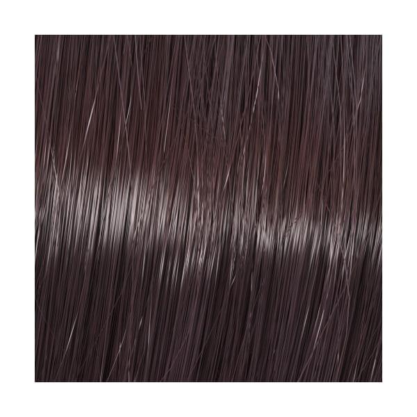 Wella Koleston ME+ 44/65 mittelbraun-int. violett-mahagoni