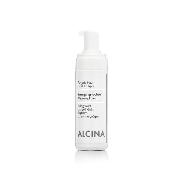 Alcina Kosmetik - Reinigungsschaum - Pflege für jede Haut