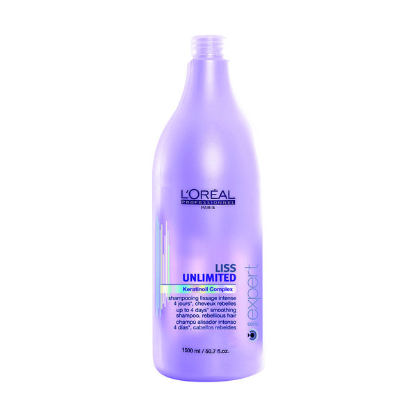 L'Oreal Serie Expert Liss Unlimited Shampoo Kabinettflasche