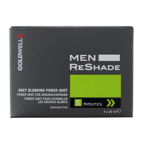 Goldwell Dualsenses For Men Reshade 4-CA Farbampullen-Set