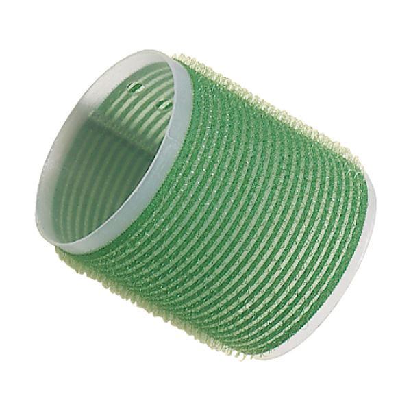 Comair Frisierzubehör Haftwickler grün 61mm
