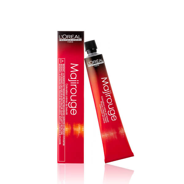 L'Oréal Majirouge 3,20 Dunkelbraun Intensives Violett