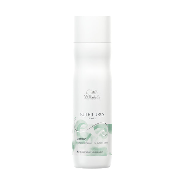 Wella Professionals Nutricurls Wave Shampoo Sulfatfrei