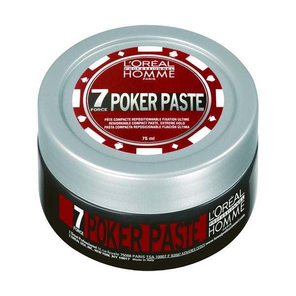 L'Oréal Homme Poker Paste Extra Stark mit Matt-Effekt