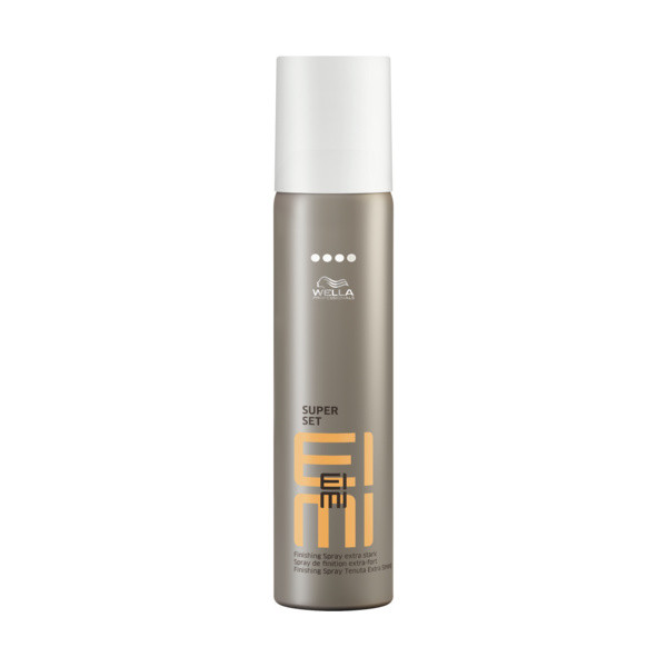 Wella EIMI Hairspray Super Set Finishing Spray Extra Strong Mini