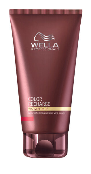 Wella Professionals Care Color Recharge Conditioner Warm Blonde