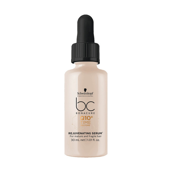 Schwarzkopf BC Bonacure Q10 Time Restore Rejuvenating Serum