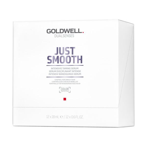 Goldwell Dualsenses Just Smooth Intensive Taming Serum Display 18ml
