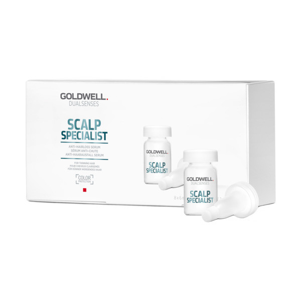 Goldwell -Aktion- Dualsenses Scalp Specialist Anti-Hairloss Serum 6x8ml