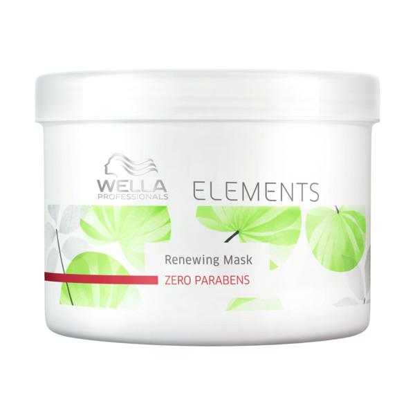 Wella Professionals Elements Stärkende Maske Kabinett