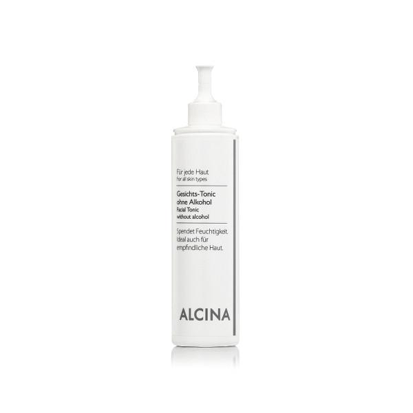 Alcina Kosmetik - Gesichts-Tonic ohne Alkohol - Pflege für jede Haut