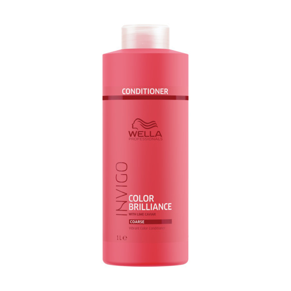 Wella INVIGO Brilliance Vibrant Color Conditioner kräftig Kabinett