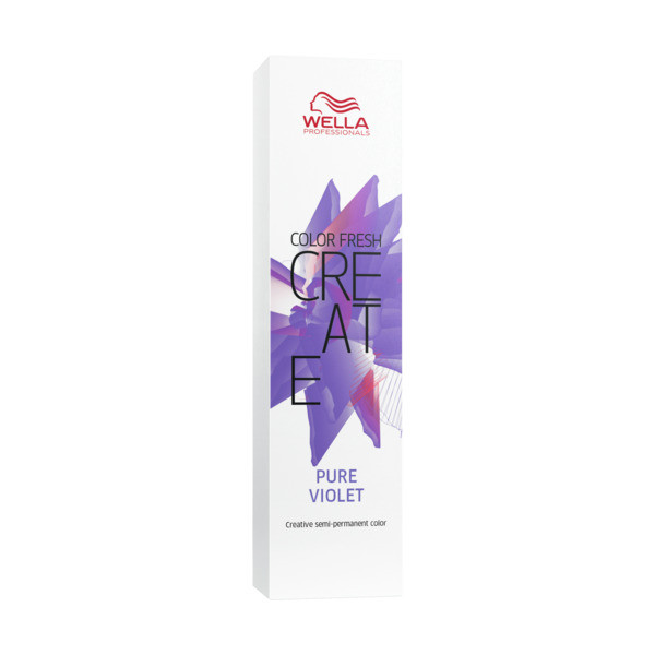 Wella Color Fresh Create Pure Violet