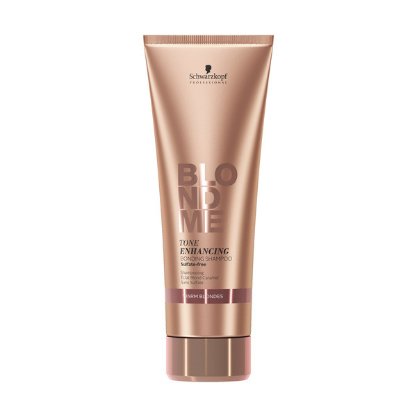 Schwarzkopf Blond Me Warm Blondes Tone Enhancing Bonding Shampoo