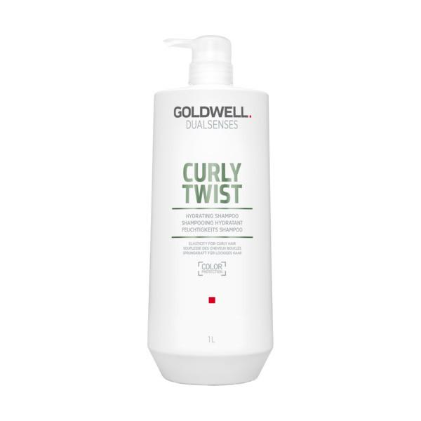 Goldwell Dualsenses Curly Twist Hydrating Shampoo Kabinett