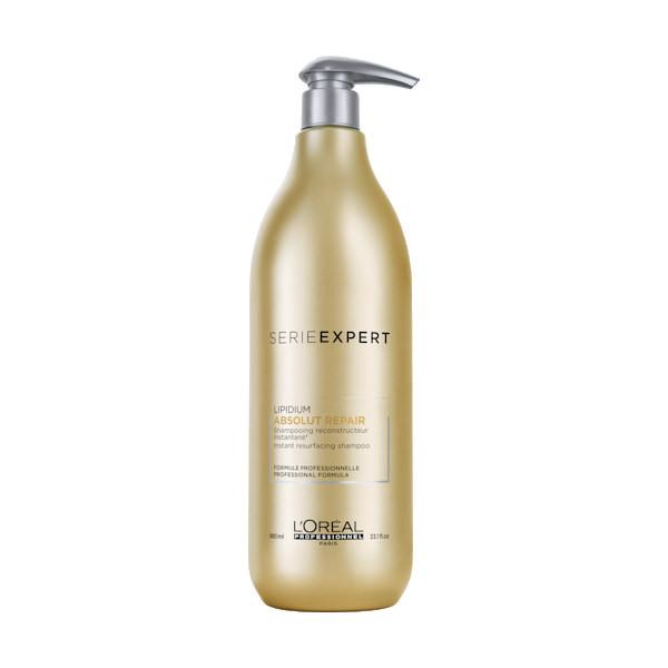 L'Oréal Serie Expert Absolut Repair Gold Quinoa Protein Shampoo XXL