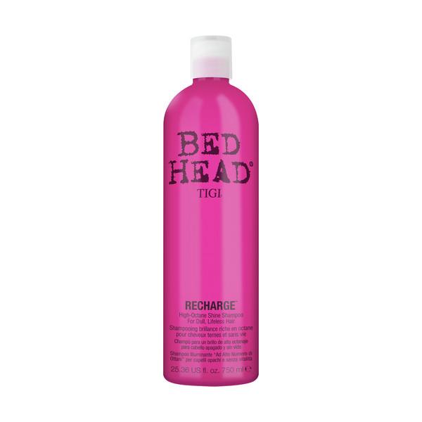 Tigi Bed Head Recharge High-Octane Shine Shampoo Kabinett