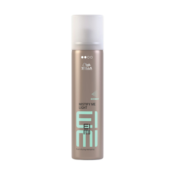 Wella EIMI Hairspray Mistify Me LIGHT Haltegrad 2 Mini