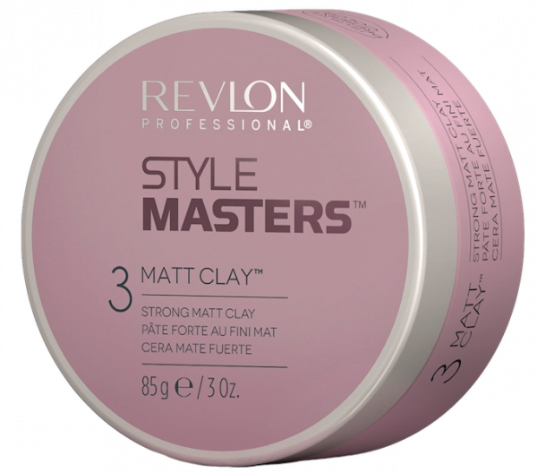 Revlon Style Masters Matt Clay 3 Strong