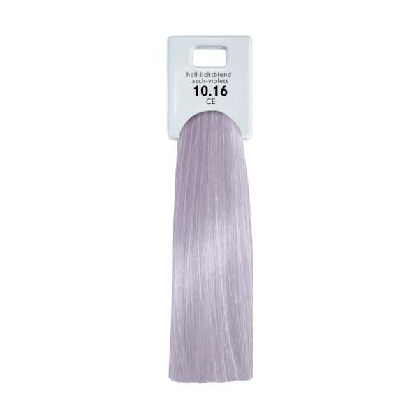 Alcina Color Gloss + Care Emulsion 10.16 Hell-Lichtblond Asch Violett