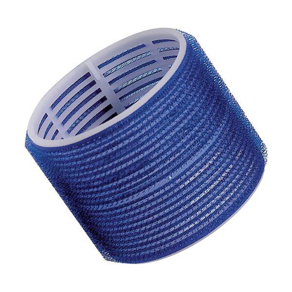Comair Frisierzubehör Haftwickler blau 78mm