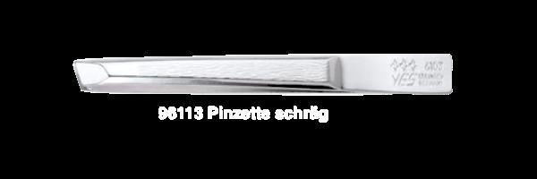 Becker Manicure YES 96113 Pinzette schräg