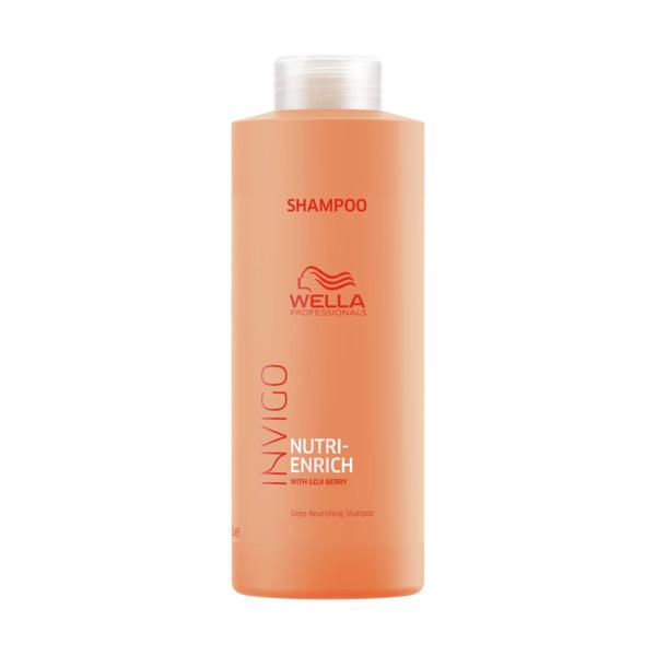 Wella INVIGO Nutri-Enrich Deep Nourishing Shampoo Kabinett