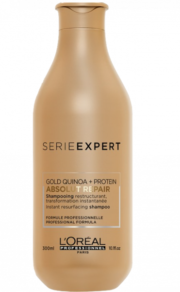 L'Oréal Serie Expert Absolut Repair Gold Quinoa Protein Shampoo