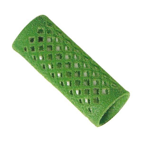 Comair Frisierzubehör Flockwickler grün 24mm