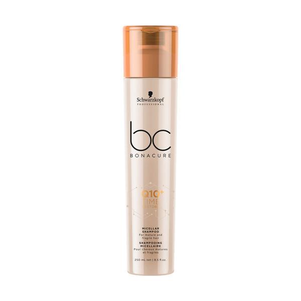Schwarzkopf BC Bonacure Q10 Time Restore Micellar Shampoo