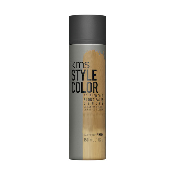 KMS Color Spray Brushed Gold AKTION