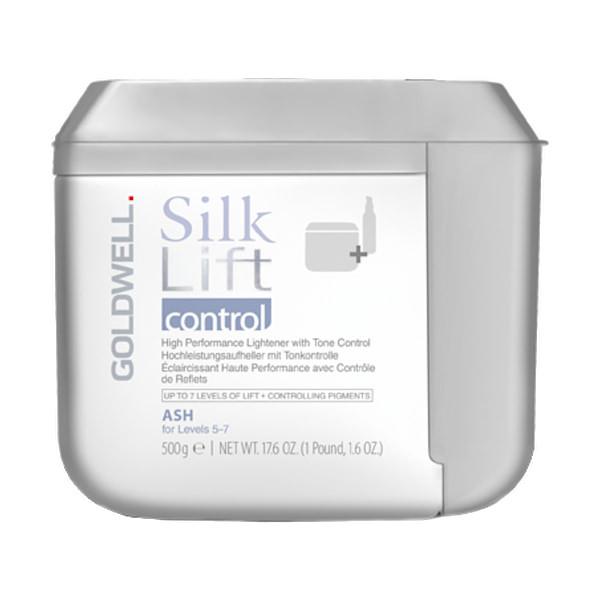 Goldwell Blondierung Silk Lift Control Ash Level 5-7