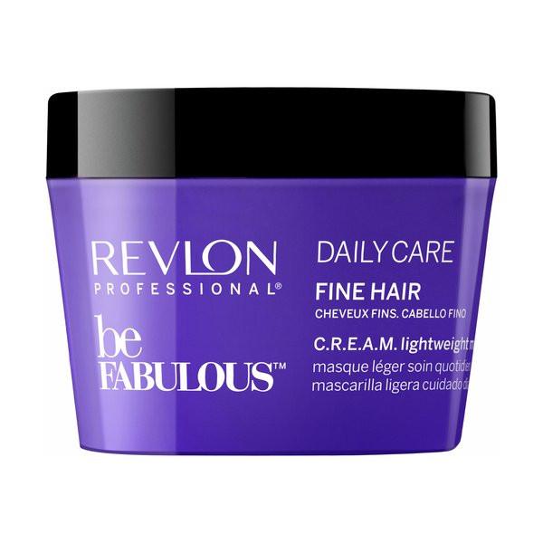 REVLON Be Fabulous Daily Care CREAM Lightweight Mask Fine Hair