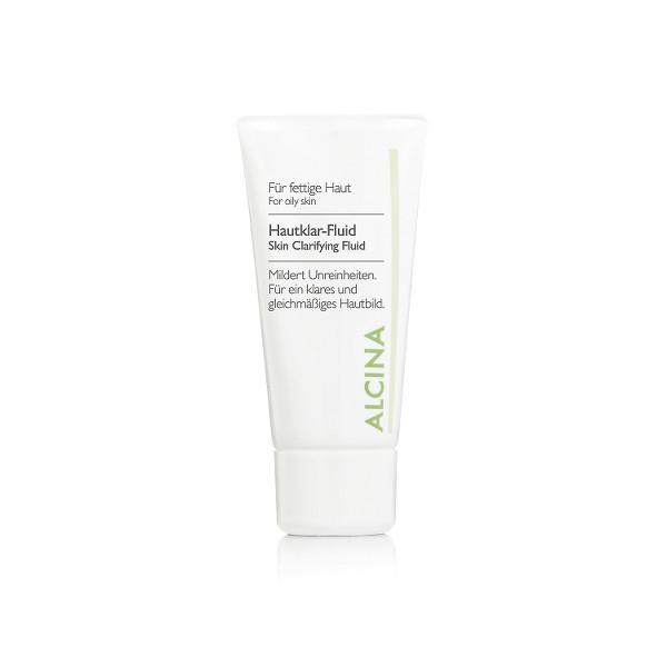 Alcina Kosmetik - Hautklar-Fluid - Für fettige- bis Mischhaut
