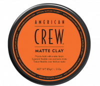 American Crew Matte Clay - Pilable Hold with matte Finish