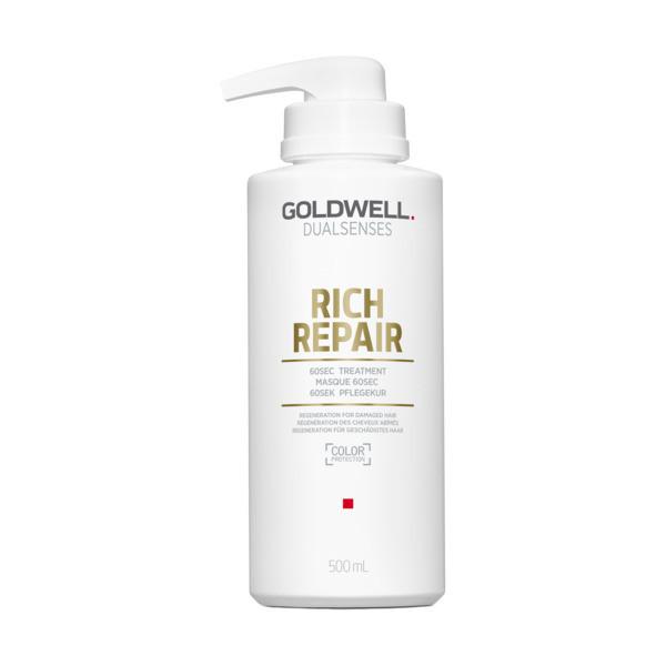 Goldwell Dualsenses Rich Repair 60 sec Treatment Kabinett